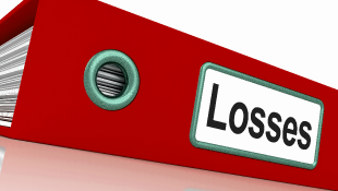 Losses red notebook