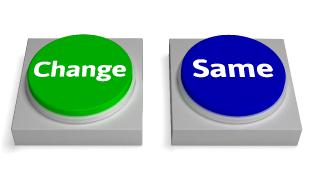 Change Same Buttons